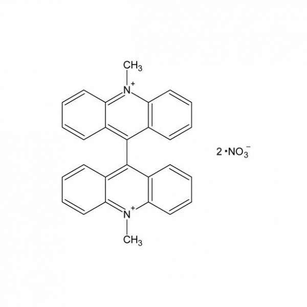 Lucigenin - chemical structure