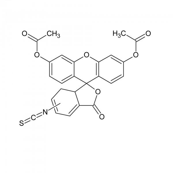 Fluorescein diacetat-5(6)-isothiocyanat / 5(6)-FITC-2DA