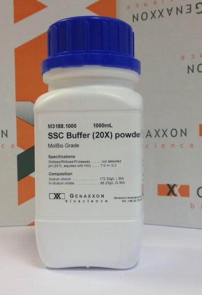 SSC Puffer (20X) Pulver