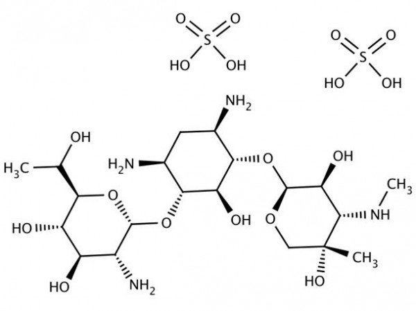 Geneticindisulfat (G418) Pulver (min. 98% DC)