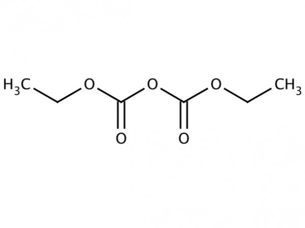Diethyl pyrocarbonate - chemical structure