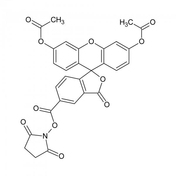 5-Carboxyfluorescein diacetate N-succinimidyl ester / 5-FAM DA SE