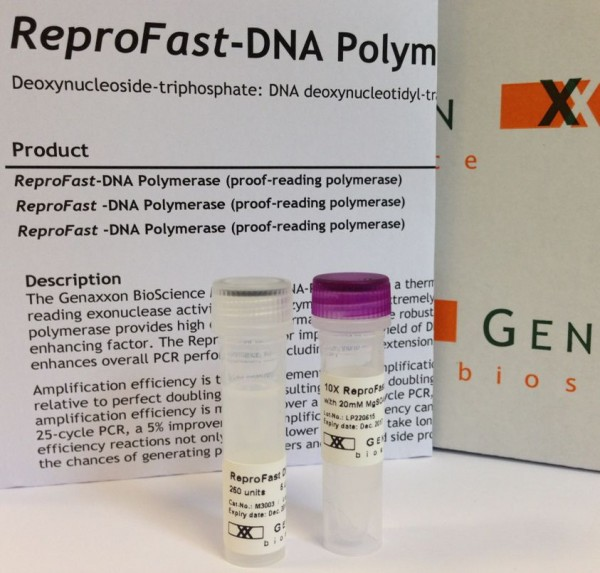 ReproFast DNA Polymerase from Genaxxon