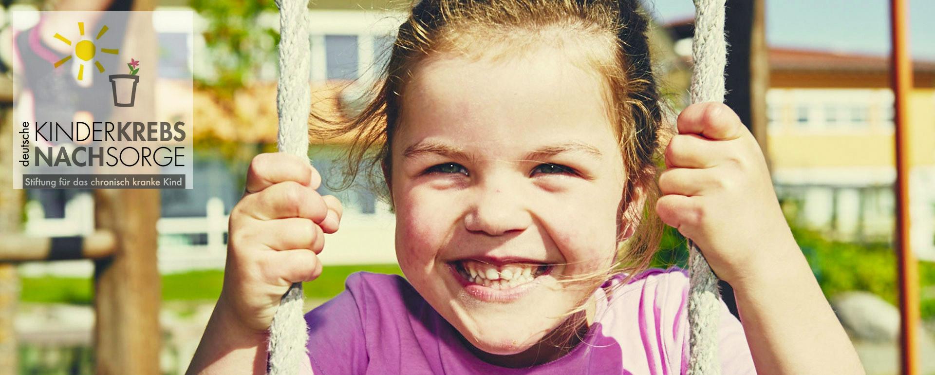 Deutsche Kinderkrebsnachsorge: Jetzt spenden!