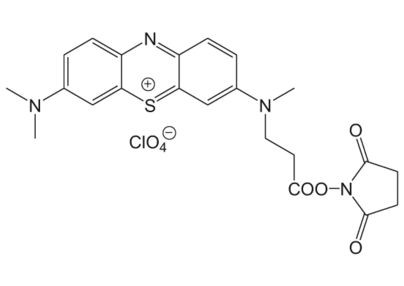 Monocarboxymethylene blue NHS ester