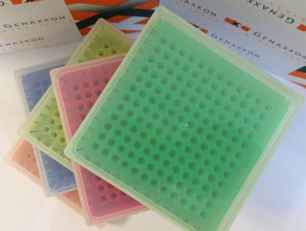 Storage Box für 0,2 mL PCR tubes