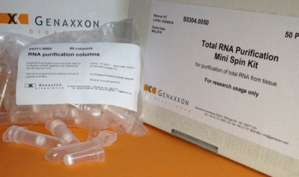 Total RNA Purification Mini Spin Kit PLUS