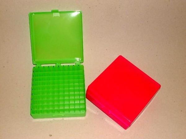 Freezer Box mit anhängendem Deckel (10 x 10)