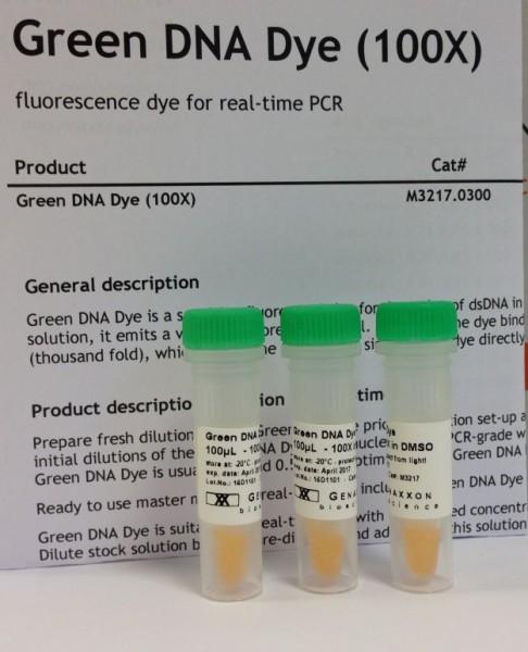 Green DNA Dye - 300 µL