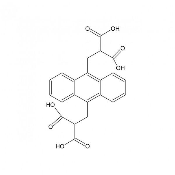 9,10-Anthracenediyl-bis(methylene)dimalonsäure