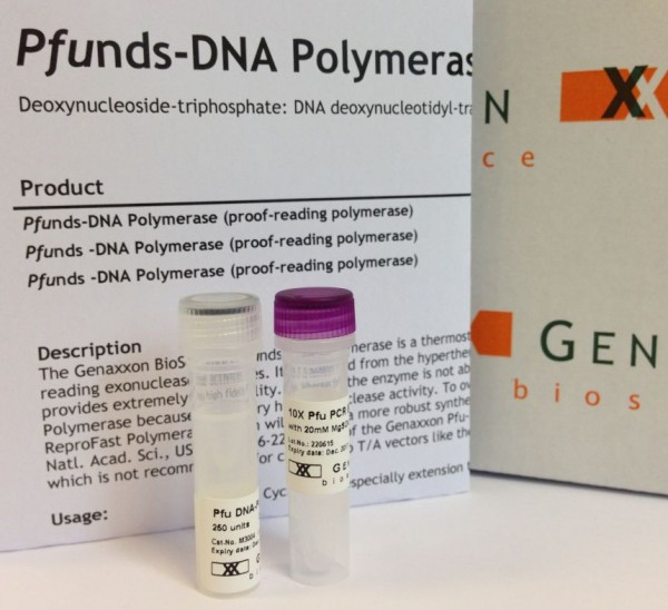 Pfu DNA Polymerase from Genaxxon