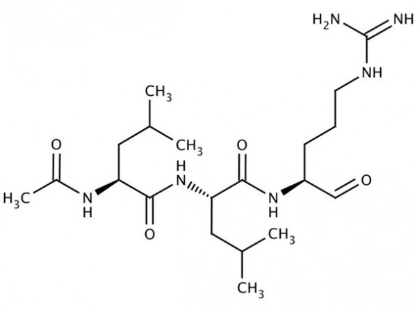 Leupeptin - chemical structure