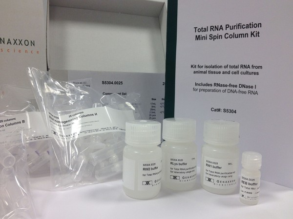 Total RNA Purification Kit from Genaxxon