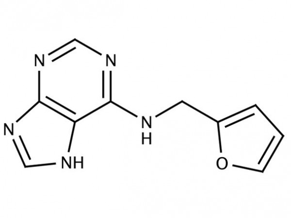 Kinetin - chemical structure