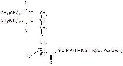 FSL-1-Biotin TLR2/TLR6 Peptid