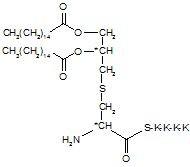 Lipopeptide Pam2Cys-SKKKK