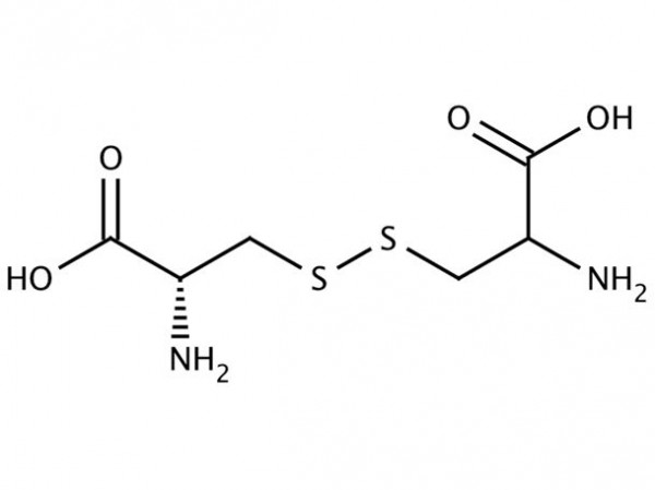 L-Cystine - chemical structure