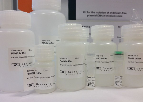 Plasmid Midi Endotoxin-free DNA Purification Kit