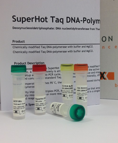 Hotstart PCR Mastermixes from Genaxxon