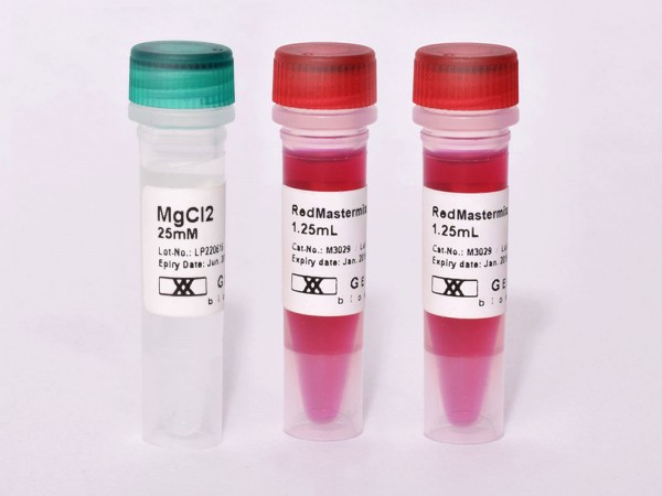 RedMastermix (2X) Taq PCR-Mastermix mit rotem Farbstoff