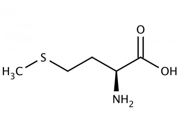 L-Methonine structure