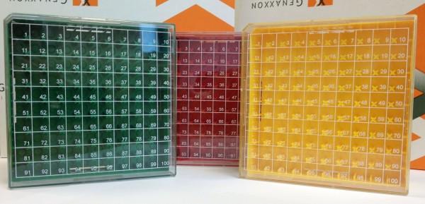 Cryobox mit Codierung (1-100)