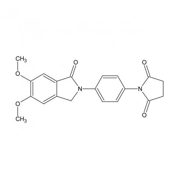 N-[4-(5,6-Dimethoxy-N-phthalimidinyl)phenyl]maleimide / DPM