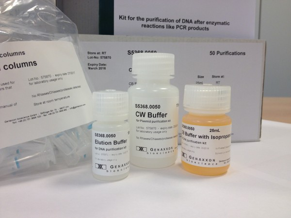 MicroPrep DNA Purification Kit