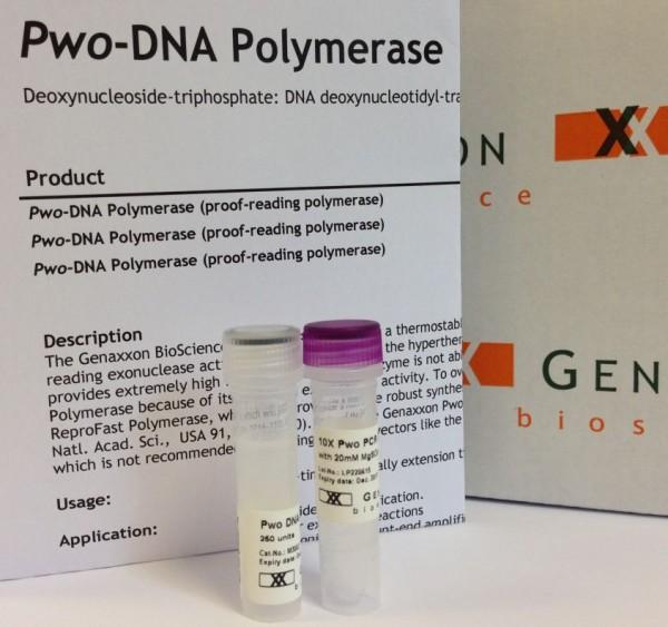 Pwo DNA Polymerase from Genaxxon