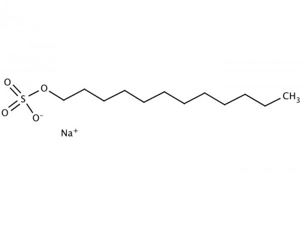 SDS - chemical structure