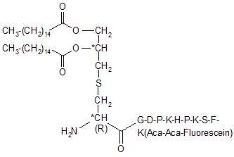 FSL-1-Fluorescein TLR2/TLR6 Peptid