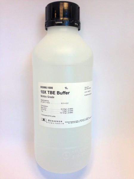 TBE buffer ready-to-use