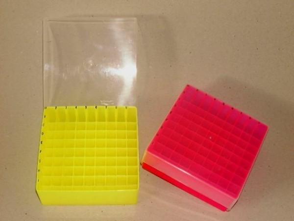Freezer Box mit Codierung (A1 - I9)