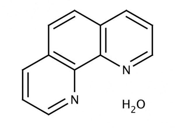 1,10-Phenanthroline - chemical structure