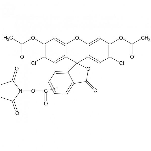 5(6)-Carboxy-2',7'-dichlorofluorescein diacetate N-succinimidyl ester / 5(6)-Carboxy-DCF DA SE