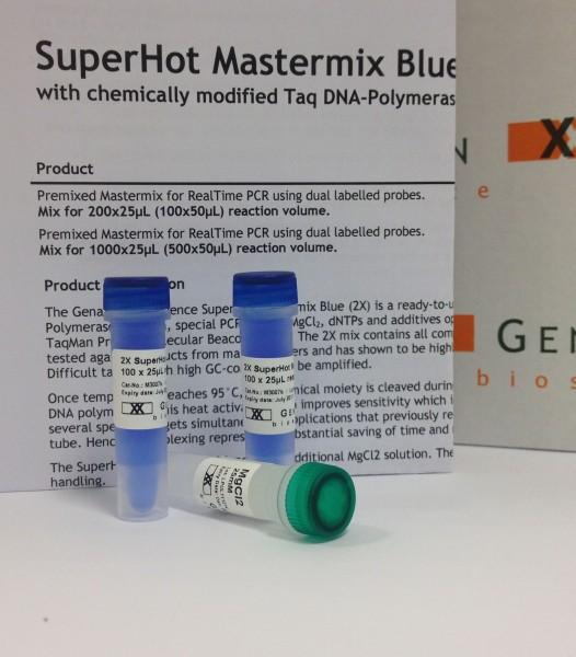 Hotstart PCR Mastermixes from Genaxxon